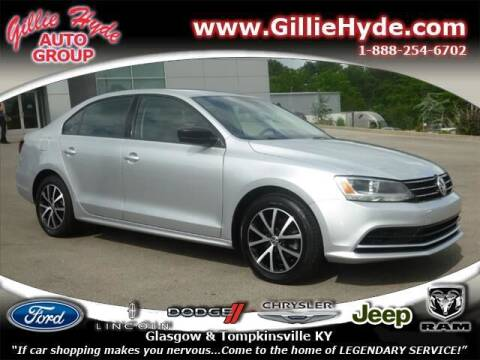 2016 Volkswagen Jetta for sale at Gillie Hyde Auto Group in Glasgow KY