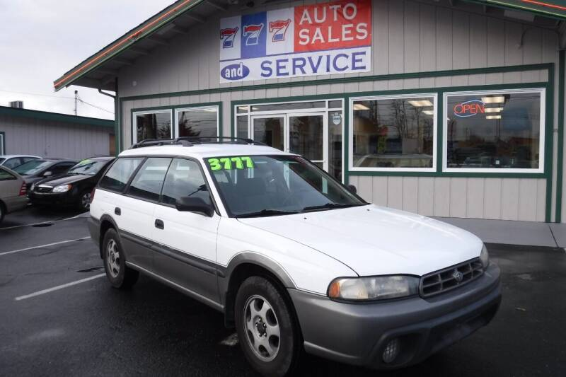 1996 Subaru Legacy for sale at 777 Auto Sales and Service in Tacoma WA