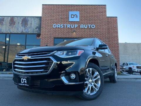 2018 Chevrolet Traverse for sale at Dastrup Auto in Lindon UT