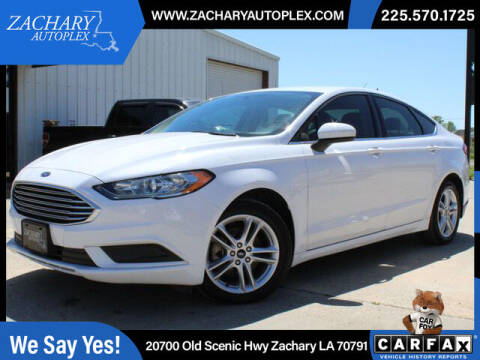2018 Ford Fusion Hybrid for sale at Auto Group South in Natchez MS