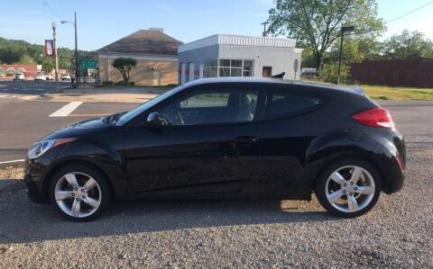 2013 Hyundai Veloster for sale at VAUGHN'S USED CARS in Guin AL