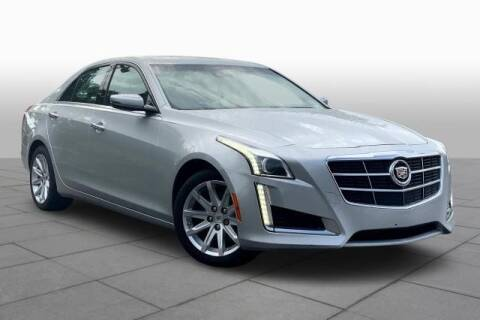 2014 Cadillac CTS for sale at CU Carfinders in Norcross GA