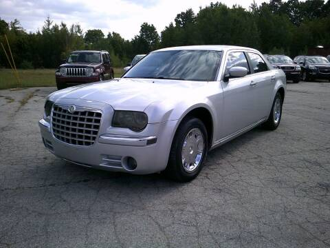 2005 Chrysler 300 for sale at Route 111 Auto Sales in Hampstead NH