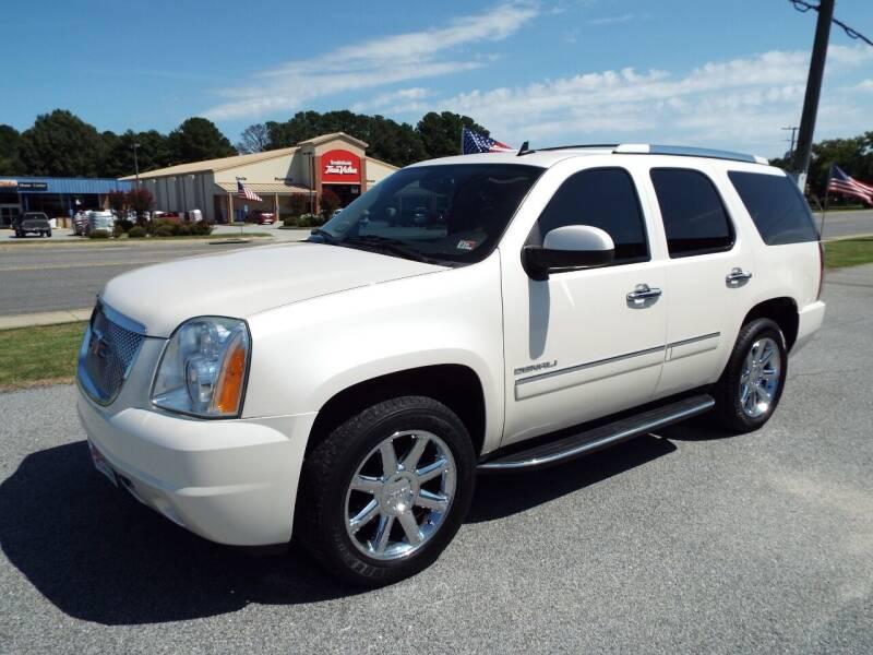 2013 GMC Yukon for sale at USA 1 Autos in Smithfield VA