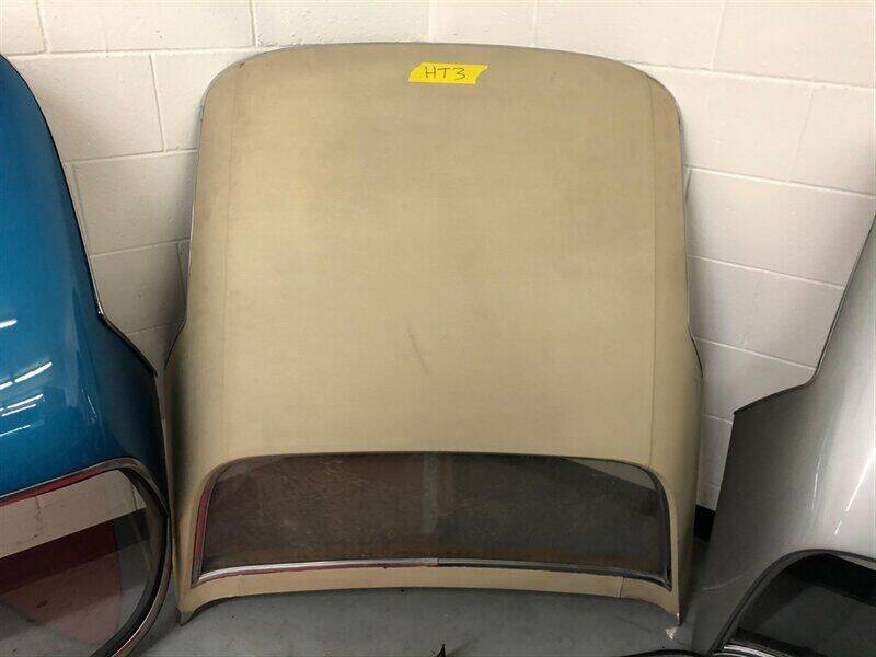 1968 Chevrolet Hard Top for sale at Mershon's World Of Cars Inc in Springfield OH
