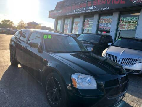 2006 Dodge Magnum for sale at Washington Auto Group in Waukegan IL