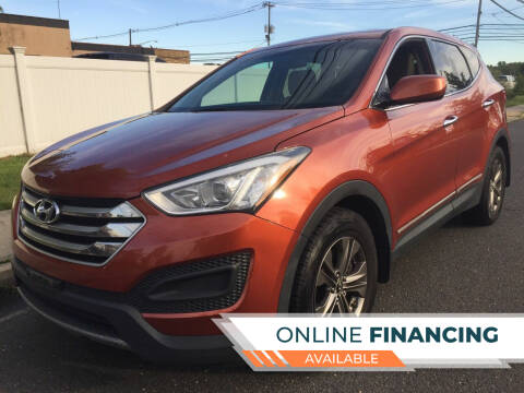 2015 Hyundai Santa Fe Sport for sale at New Jersey Auto Wholesale Outlet in Union Beach NJ