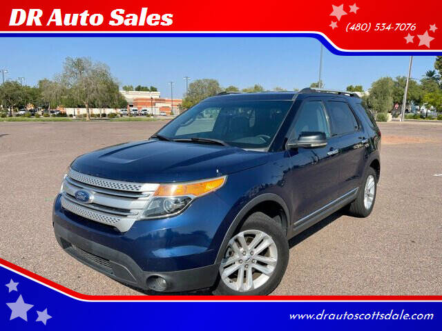 2012 Ford Explorer for sale at DR Auto Sales in Scottsdale AZ