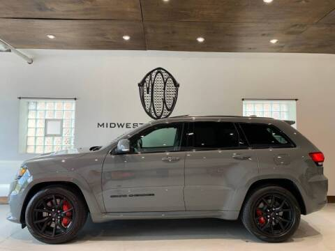2020 Jeep Grand Cherokee for sale at Midwest Car Connect in Villa Park IL