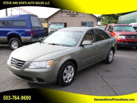 2013 Hyundai Sonata for sale at Steve & Sons Auto Sales in Happy Valley OR