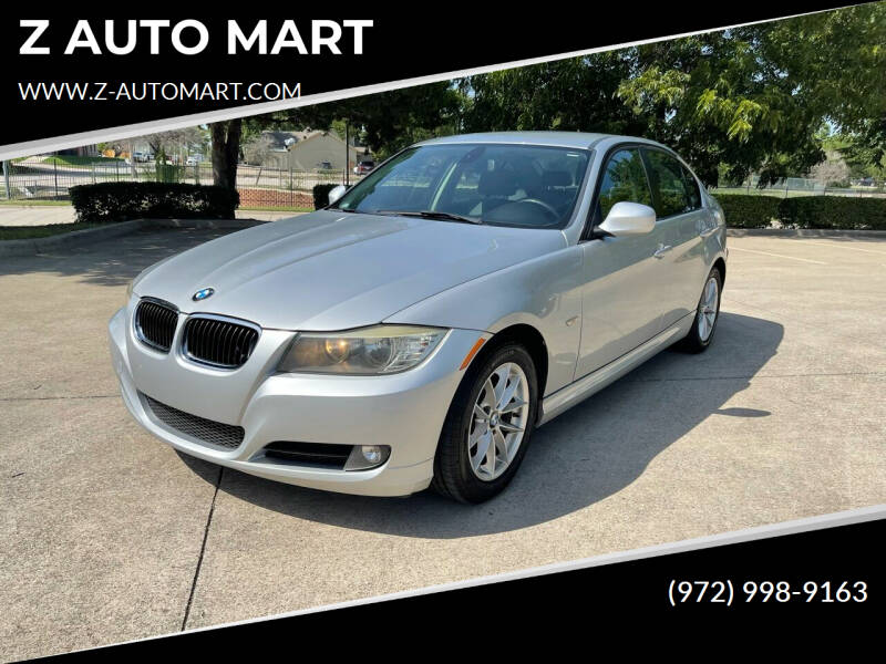 2011 BMW 3 Series for sale at Z AUTO MART in Lewisville TX