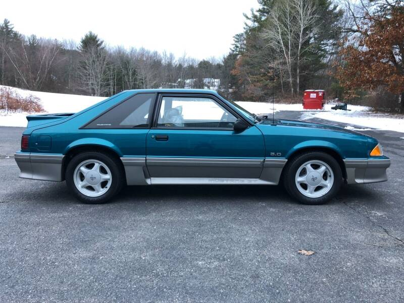 1993 Ford Mustang for sale at Cella  Motors LLC in Auburn NH