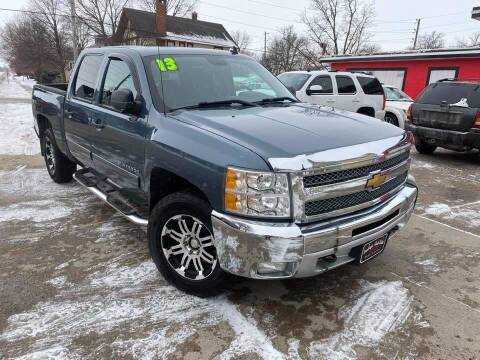 2013 Chevrolet Silverado 1500 for sale at BROTHERS AUTO SALES in Hampton IA