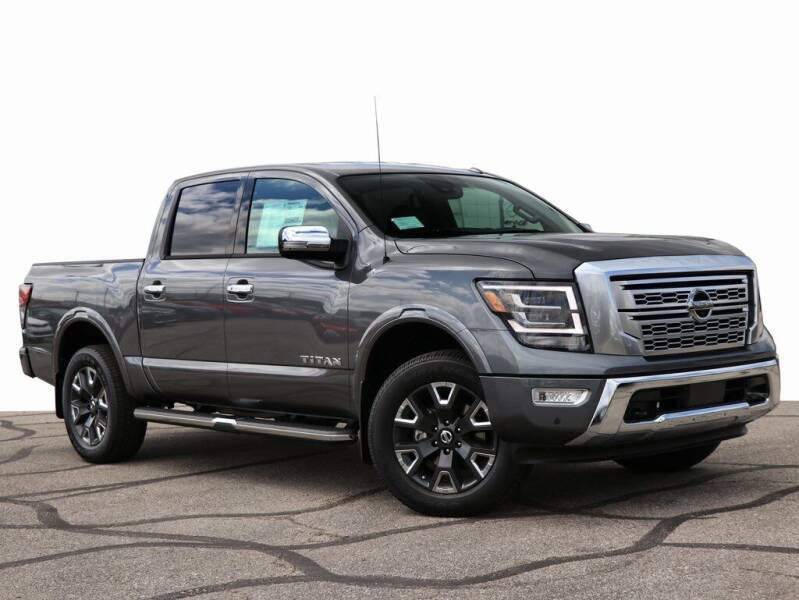 2021 Nissan Titan for sale in Merriam, KS