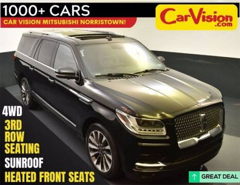2018 Lincoln Navigator L for sale at Car Vision Buying Center in Norristown PA