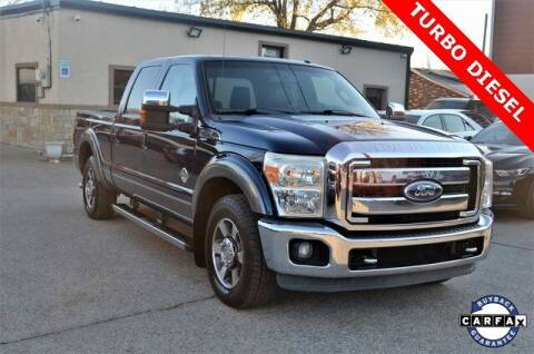 2011 Ford F-250 Super Duty for sale at LAKESIDE MOTORS, INC. in Sachse TX