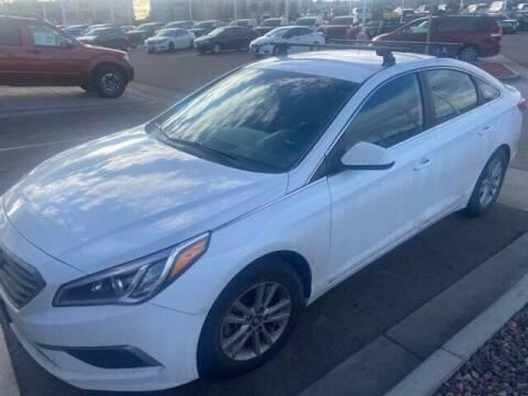 2017 Hyundai Sonata for sale at EMPIRE LAKEWOOD NISSAN in Lakewood CO