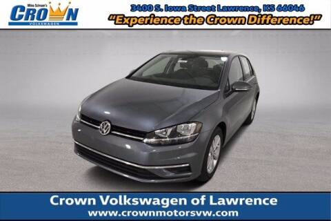 2021 Volkswagen Golf for sale at Crown Automotive of Lawrence Kansas in Lawrence KS