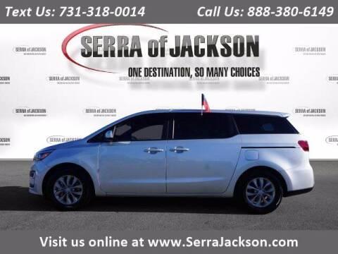 2019 Kia Sedona for sale at Serra Of Jackson in Jackson TN