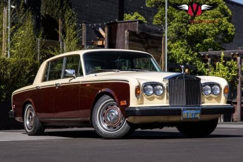 1979 Rolls-Royce Silver Shadow for sale at Veloce Motorsales in San Diego CA