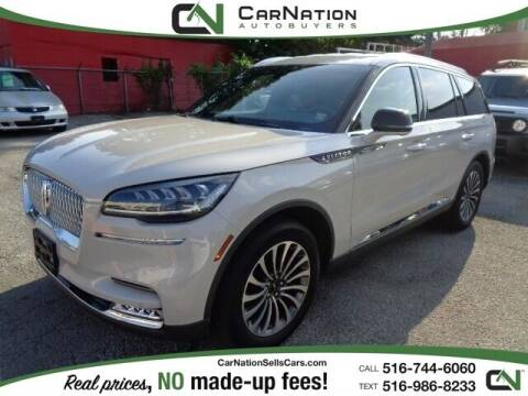2020 Lincoln Aviator for sale at CarNation AUTOBUYERS Inc. in Rockville Centre NY