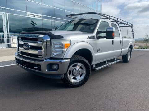 2011 Ford F-250 Super Duty for sale at San Diego Auto Solutions in Escondido CA