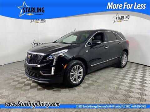2020 Cadillac XT5 for sale at Pedro @ Starling Chevrolet in Orlando FL