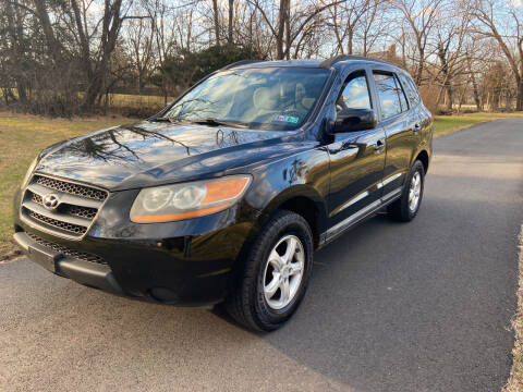 2008 Hyundai Santa Fe for sale at ARS Affordable Auto in Norristown PA