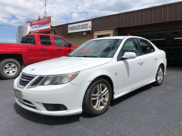 2011 Saab 9-3 for sale at WINDOM AUTO OUTLET LLC in Windom MN