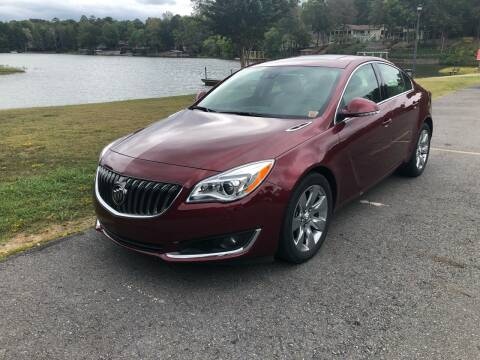 2016 Buick Regal for sale at Village Wholesale in Hot Springs Village AR