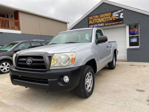 2005 Toyota Tacoma for sale at Dalton George Automotive in Marietta OH