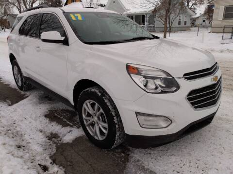 2017 Chevrolet Equinox for sale at Kevs Auto Sales in Helena MT