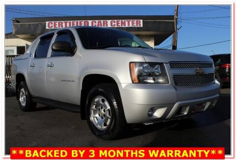 2013 Chevrolet Avalanche for sale at CERTIFIED CAR CENTER in Fairfax VA