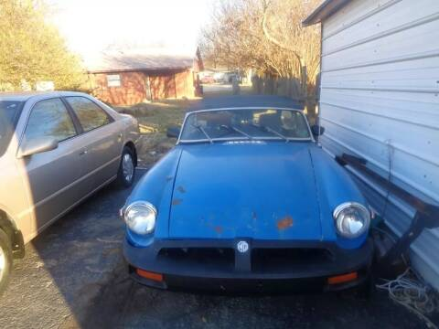 1974 MG MGB for sale at LEE AUTO SALES in McAlester OK