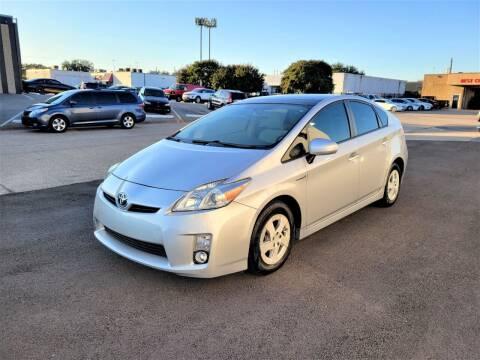 2010 Toyota Prius for sale at Image Auto Sales in Dallas TX