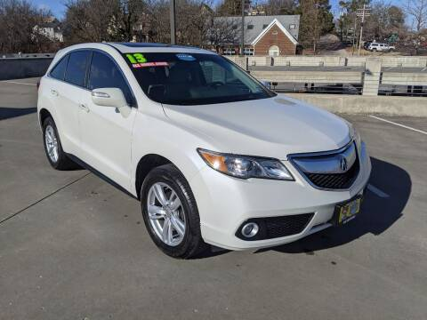 2013 Acura RDX for sale at QC Motors in Fayetteville AR