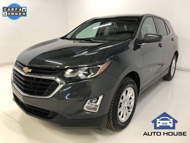 2019 Chevrolet Equinox for sale at Auto House Phoenix in Peoria AZ