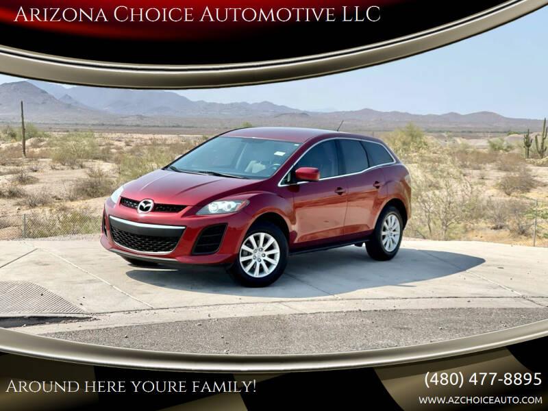 2011 Mazda CX-7 for sale at Arizona Choice Automotive LLC in Mesa AZ