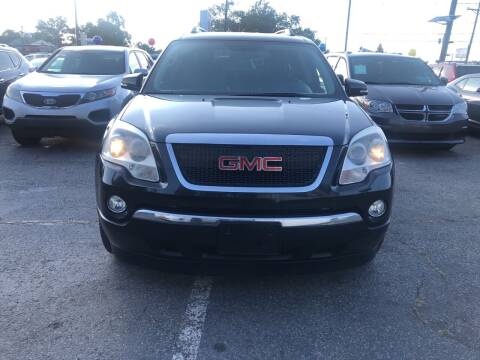 2011 GMC Acadia for sale at SuperBuy Auto Sales Inc in Avenel NJ