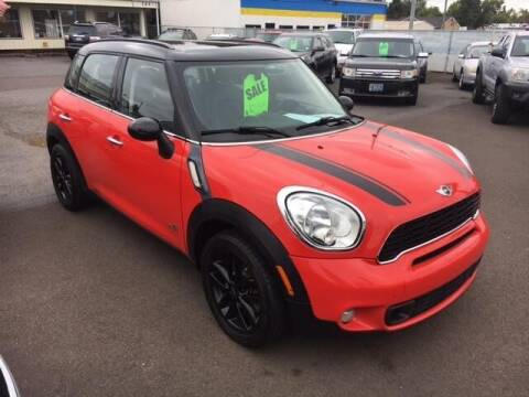 2012 MINI Cooper Countryman for sale at PJ's Auto Center in Salem OR