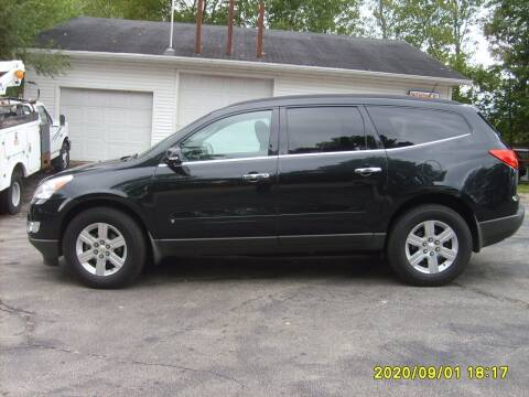 2010 Chevrolet Traverse for sale at Northport Motors LLC in New London WI