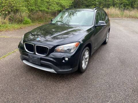 2014 BMW X1 for sale at TKP Auto Sales in Eastlake OH