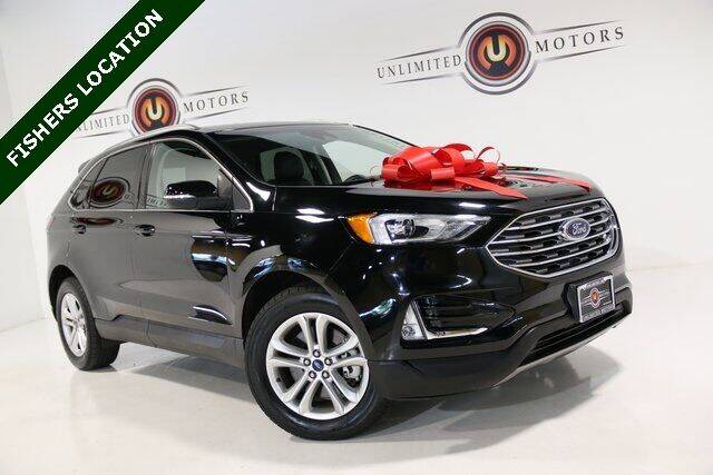 2019 Ford Edge for sale at Unlimited Motors in Fishers IN