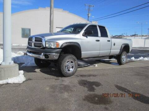 2004 Dodge Ram Pickup 2500 for sale at Auto Acres in Billings MT