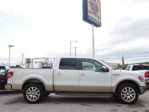 2012 Ford F-150 for sale at DRIVE 1 OF KILLEEN in Killeen TX