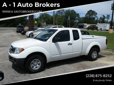 2015 Nissan Frontier for sale at A - 1 Auto Brokers in Ocean Springs MS