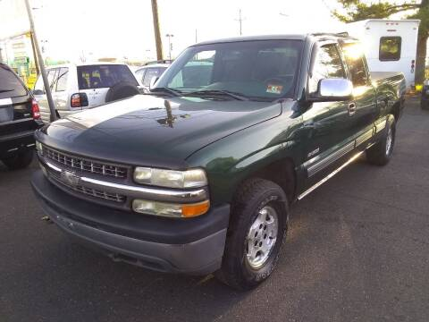 2002 Chevrolet Silverado 1500 for sale at Wilson Investments LLC in Ewing NJ