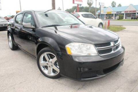 2013 Dodge Avenger for sale at Mars auto trade llc in Kissimmee FL