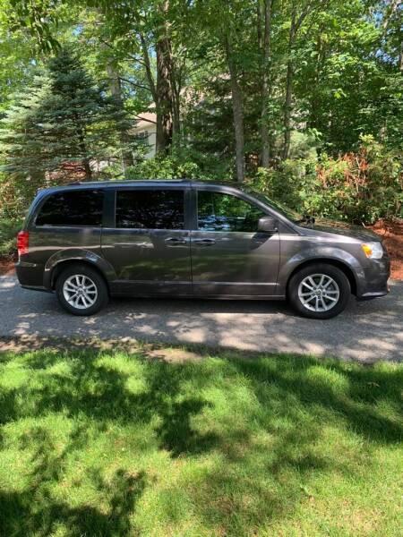 2018 Dodge Grand Caravan for sale at Dave's Garage Inc in Hampton NH