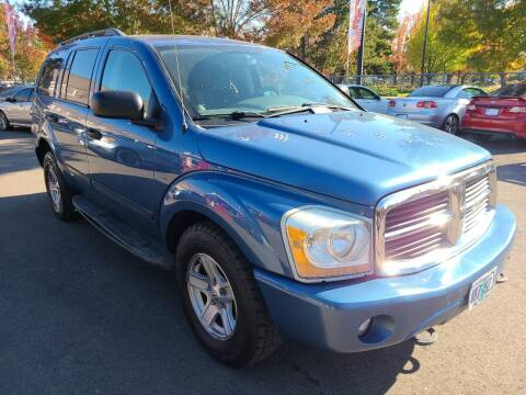 2005 Dodge Durango for sale at Universal Auto Sales in Salem OR